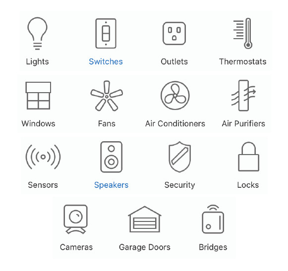 Apple Smart Home