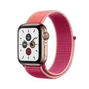 Apple Watch Series 5 Complete Solution Pink